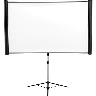 Epson ES3000 80in. Diagonal Portable Tripod Projector Screen
