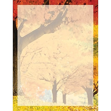 Great Papers® Fall Scene Stationery