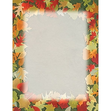 Great Papers® Translucent Leaves Stationery
