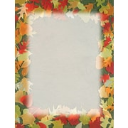 Great Papers® Holiday Stationery Translucent Leaves , 80/Count