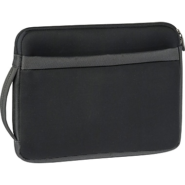 SOLO® Sterling Collection iPad,e-Reader, Tablet Sleeve, Black