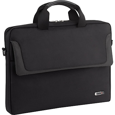 Solo Pro Laptop Slim Brief, Black (CLA112-4)