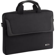 Solo Pro Laptop Slim Brief, Black (CLA116-4)