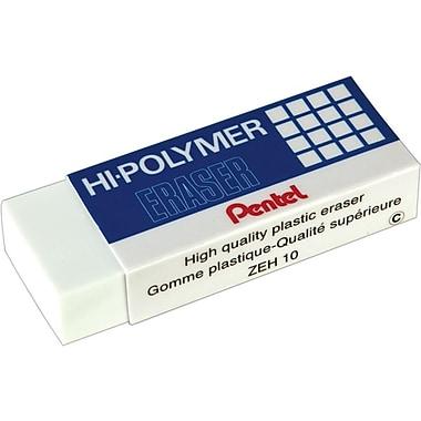 Pentel® Vinyl Erasers, 2/Pack