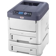 OKI® C711dtn Digital Color Printer