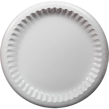 Dixie® Mardi Gras Mediumweight Paper Plates, 8 5/8in., 125/Pack