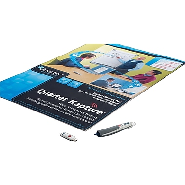 Quartet® Kapture™ Digital Flip Chart System Starter Kit