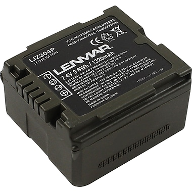 Lenmar Replacement Battery For Panasonic SDR-H80 Camcorders