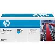 HP - Cartouche de toner 650A (CE271A), noir