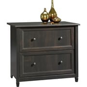 Sauder® Edgewater Collection Lateral File, Estate Black