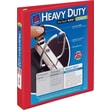 1in. Avery® Heavy-Duty View Binder with One Touch™ EZD® Rings, Red