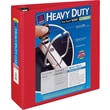 "3"" Avery® Heavy-Duty View Binders with One Touch™ EZD® Rings, Red"