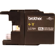 Brother LC79Y Yellow Ink Cartridge, Super High Yield