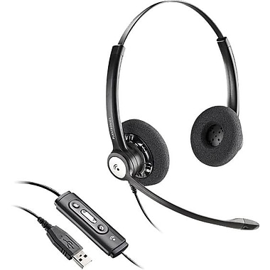 Plantronics Blackwire™ C620-M Wired VoIP Telephone Headset (Microsoft Optimized)