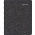 "2014 DayMinder® Weekly Planner, Black, 6 7/8"" x 8 3/4"""