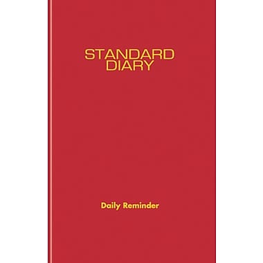 "2014 AT-A-GLANCE® Standard Diary® Daily Reminder, 5 3/4"" x 8 1/4"""