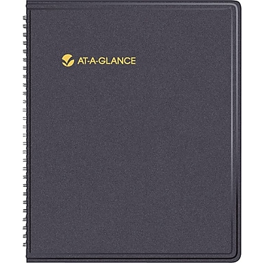 "2014 AT-A-GLANCE® Monthly Planner, 8"" x 10"""