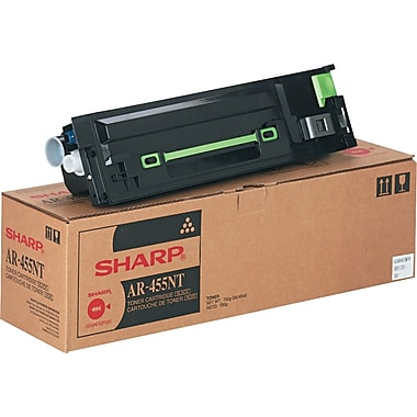 Sharp Black Toner Cartridge (AR-455NT)
