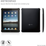 Macally Snap Cover for iPad™1, Black