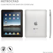 Macally Snap Cover for iPad™1, Clear