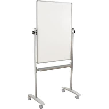 Balt® 40in. X 30in. Lumina Reversible Mobile Dry-Erase Easel