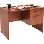 Regency® Sandia Complete Office Solution, Teacher's Desk, Cherry