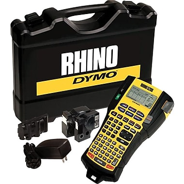 DYMO® Rhino™ 5200 Label Maker, Hard case Kit