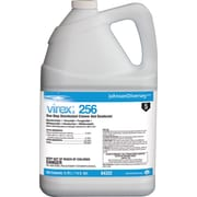 Diversey® Virex® II 256 One-Step Disinfectant, Mint Scent, 1 Gallon, 4/Ct