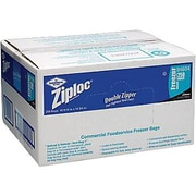 Ziploc® Double-Zipper Freezer Bags, 1 Gallon, 250/Box