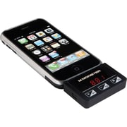 Monster® iCarPlay™ Portable 300 FM Transmitter for iPod® and iPhone™