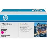 HP - Cartouche de toner 646A (CF033A), magenta