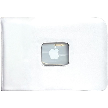 MacCase® Macbook & Air Sleeve, White, 13in.