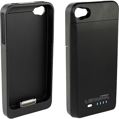 Apple iPhone 4 Battery Powered Case by Lenmar