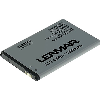 Lenmar Replacement Battery for Motorola Droid X Cellular Phones