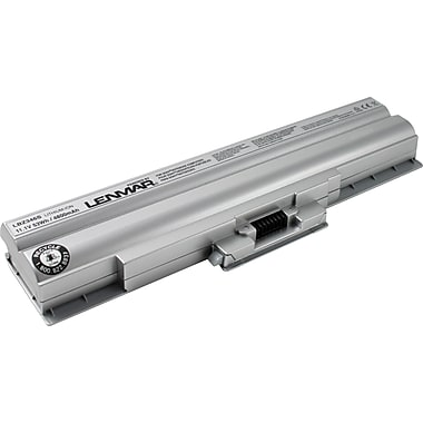 Sony VGP-BPS13S, VGP-BPS13B/S, VGP-BPS21A battery by Lenmar for Sony VAIO Laptops Computers