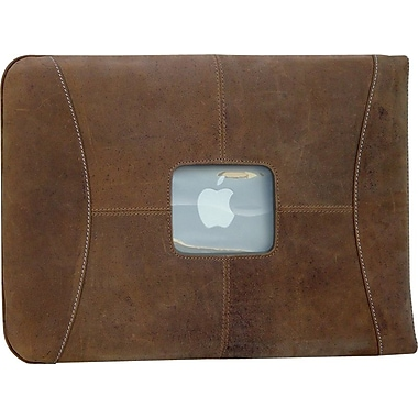 MacCase® Premium Leather Sleeve, Vintage, 13in.