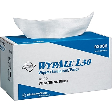 Kimberly Clark® WypAll® L30 Wipers