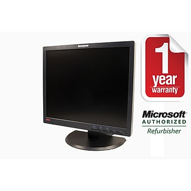 Lenovo 19in. Refurbished LCD Monitor