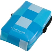 Acme Made Smart Little Pouch Camera Case, Blue Gingham