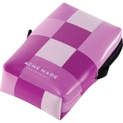 Acme Made Smart Little Pouch Camera Case, Pink Gingham