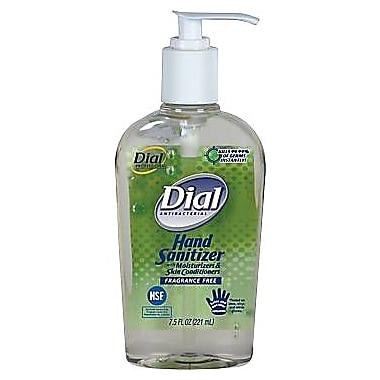 Dial® Hand Sanitizer, 7.5 oz.
