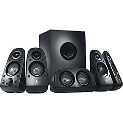 Logitech Z506 5.1-Channel Surround Sound Speaker System - Refurbished