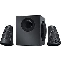Logitech Z623 200-Watt RMS 2.1 Home Speaker System (Black)