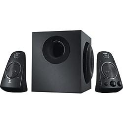 Logitech Z623 200-Watt RMS 2.1 Speaker System - Black