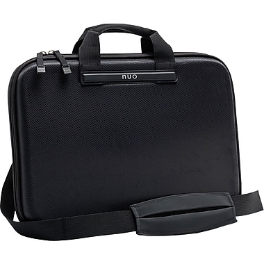 Nuo™ Slim Laptop Brief, Black, 15.6