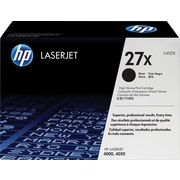 HP – Cartouche de toner noir, 27X (C4127X)
