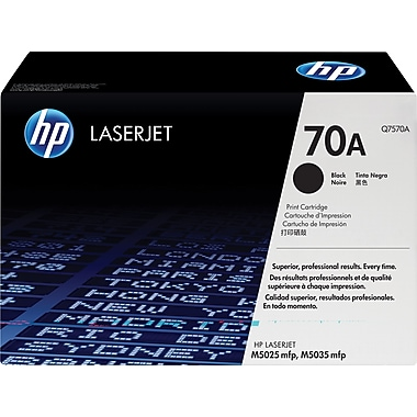 HP – Cartouche de toner noire 70A (Q7570A)