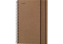 Sustainable Earth by Staples Wirebound 1 Subject Notebook, 9 1/2' x 6', Each (16769)