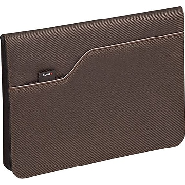 SOLO® Studio Collection iPad® & eReader Jacket, Brown, 9.7in.