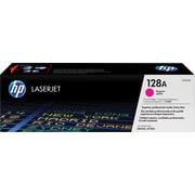 HP – Cartouche de toner magenta, 128A (CE323A)